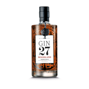 Gin 27 Woodland Appenzell Dry Gin 43% Vol. 70 cl
