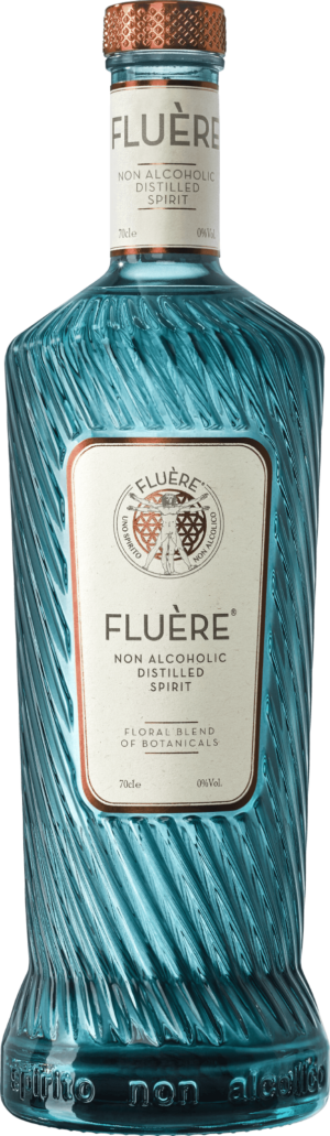 Fluère Floral Blend of Botanicals, alkoholfrei 0% Vol. 70cl