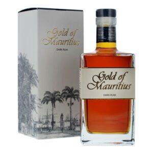 Gold of Mauritius Dark Rum 40% Vol. 70 cl Mauritius