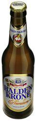 Haldenkrone Premium 5,2% Vol. 24 x 33 cl MW Flasche