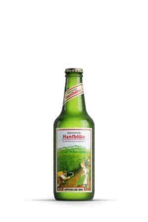 Appenzeller Hanfblüte 5,2% Vol. 33 cl EW Flasche