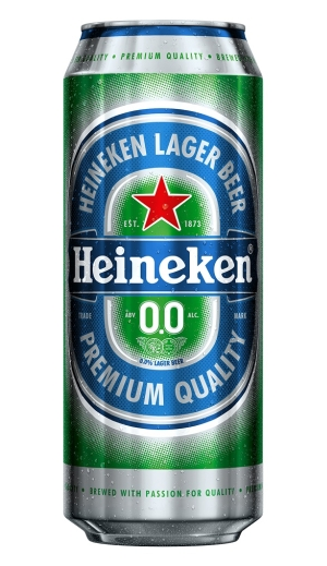Heineken alkoholfrei 0.0% Vol. 24 x 50 cl Dose