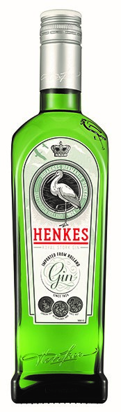 Gin Henkes 37,5% Vol. 70 cl Holland