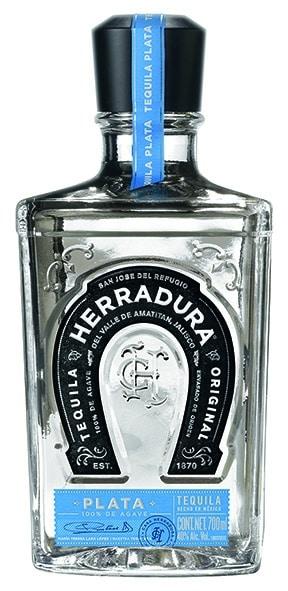 Tequila Herradura Blanco / Plata 40% Vol. 70 cl Mexico (so lange Vorat)