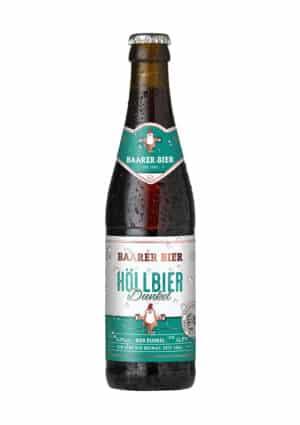 Baarer Höllbier dunkel 5,0% Vol. 15 x 58 cl MW Flasche