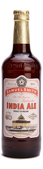 Samuel Smith's India Pale Ale 5,0% Vo. 12 x 55cl EW Flasche England