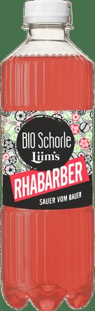 Liim's Rhabarber Schorle Bio 12 x 50cl Pet