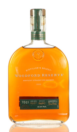 Woodford Reserve Straight Rye 45,2% Vol. 70 cl USA