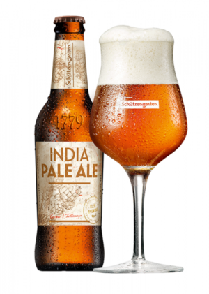 Schützengarten India Pale Ale 6,8% Vol. 33 cl EW Flasche
