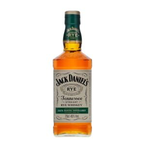 Jack Daniel's Tennessee Rye Whiskey 45% Vol. 70 cl