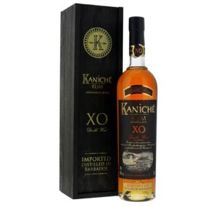 Kaniche XO Double Wood in Holzkiste 40% Vol. 70 cl Barbados