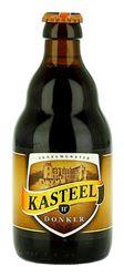 Kasteel Brune Donker 11% Vol. 24 x 33 cl EW Flasche Belgien
