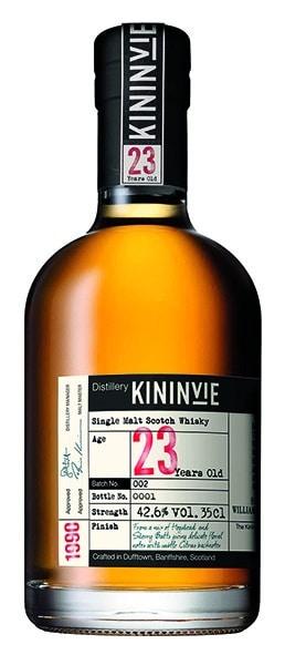 Kininvie Whisky 23 years Old 42,6% Vol. 35 cl Scotland