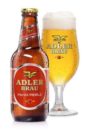 Adler Bräu Panix Perle Hell 5.2% Vol. 20 x 29 cl MW Flasche