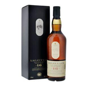 Lagavulin Whisky 16 Years Single Malt 43% Vol. 70 cl