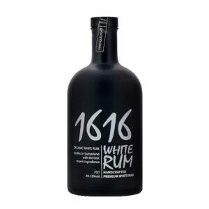 Langatun White Bio Rum 1616 49,12% Vol. 70 cl Schweiz