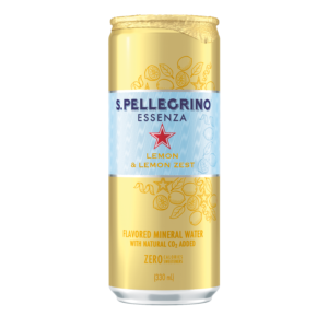 San Pellegrino Essenza Zitrone 24 x 33 cl Dose