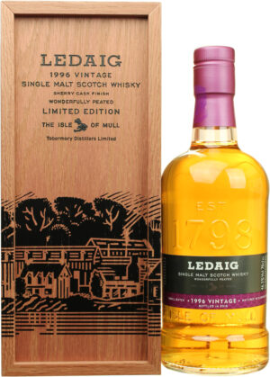 Whisky Ledaig 1996 / 2015 46,3% Vol. 70 cl Scotland