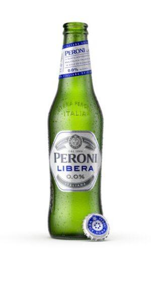 Peroni Nastro Alkoholfrei 24 x 33cl EW Flasche
