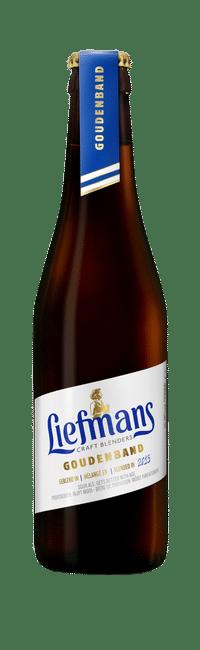 Liefmans Goudenband 8% Vol. 24 x 33 cl MW Flasche Belgien