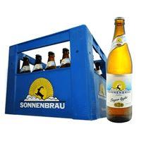 Sonnenbräu Lager Light 2,8% Vol. 15 x 58 cl MW Flasche