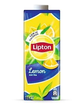 Lipton Ice Tea Lemon 6 x 100 cl Tetra