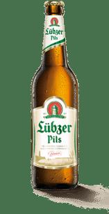 Lübzer Pilsner 4,9% Vol. 20 x 50 cl MW Flasche