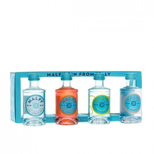 Malfy Gin Mixed Flavours Set 41% Vol. 4 x 5 cl Italien