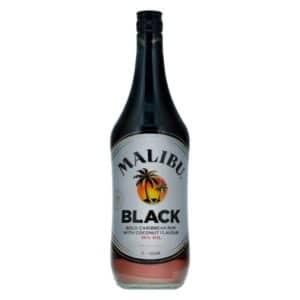 Malibu Black Likör 35% Vol. 100 cl Barbados