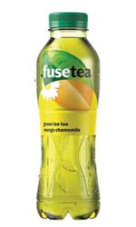 Fuse Tea Green Tea Mango & Chamomile 6 x 150 cl PET