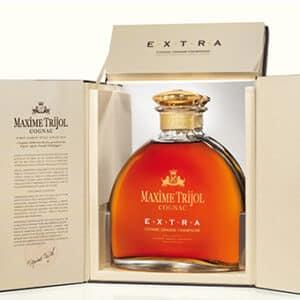Cognac Maxime Trijol Extra Grande Champagne 40% Vol. 70 cl