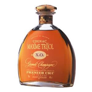 Cognac Maxime Trijol XO - Premier Cru de Cognac 40% Vol. 70 cl