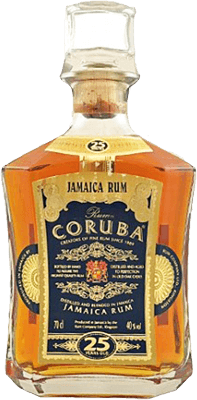Rum Coruba 25 years 40% Vol. 70 cl Jamaika