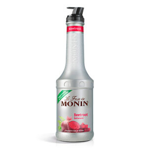 Le fruit de Beetroot Mix Monin alkoholfrei 100 cl