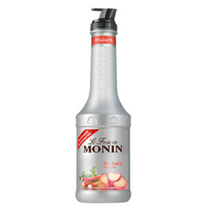 Rhabarber Fruchtpüree Mix Monin 100 cl