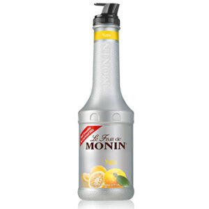Yuzu Fruchtpüree Mix Monin 100 cl EW