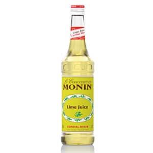 Monin Konzentrat Cordial Lime Juice alkoholfrei 70 cl