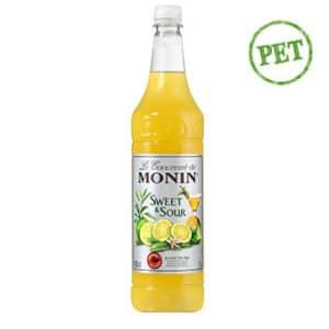 Monin Konzentrat Sweet & Sour alkoholfrei 100 cl PET