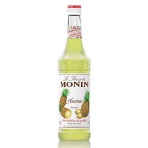 Ananas Monin Premium Sirup alkoholfrei 70 cl