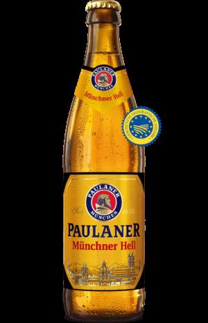 Paulaner Münchner Hell 4,9% Vol. 20 x 50 cl MW Flasche