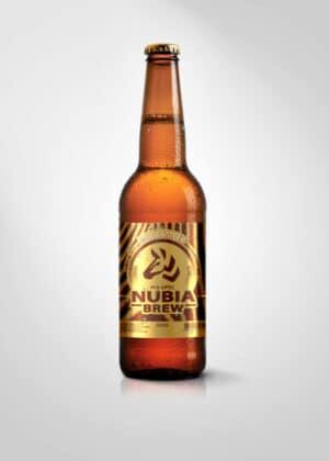 Nubia Brew Mulu Amber Glutenfrei 5,5% Vol. 6 x 33 cl EW Flasche