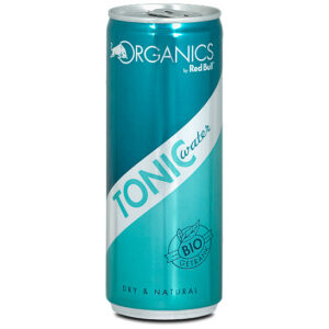 Red Bull Organics Tonic Water 24 x 25cl Dose