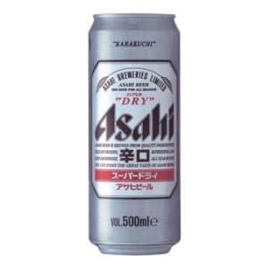 Asahi Super Dry 5,0% Vol. 50 cl Dose Japan