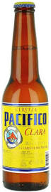 Pacifico Clara Beer 4,5% Vol. 24 x 35 cl EW Flasche Mexiko