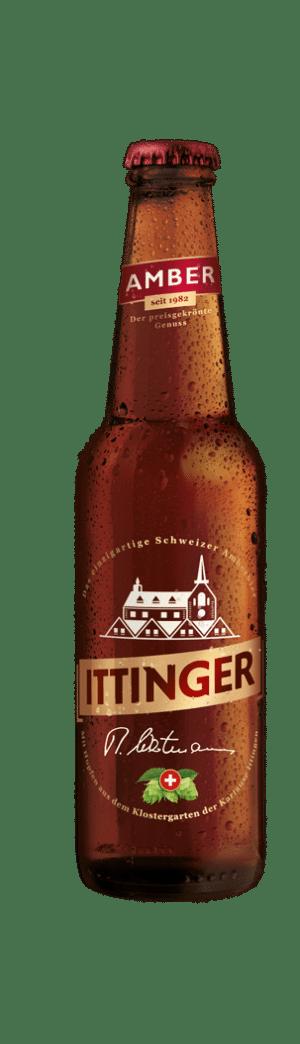 Ittinger Amber 5,6% Vol. 24 x 33 cl EW Flasche