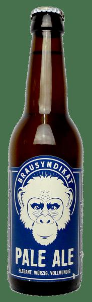 Brausyndikat Pale Ale 5,9% Vol. 24 x 33 cl EW Flasche