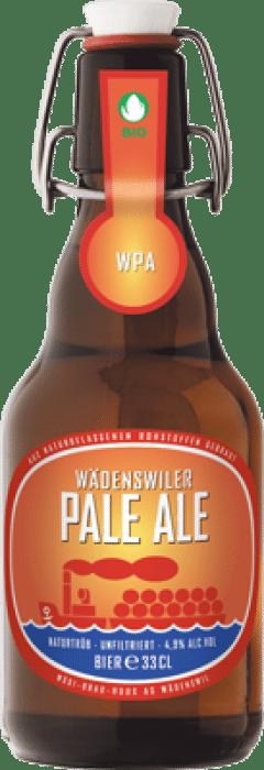 Wädenswiler Pale - Ale 4,9% Vol.  20 x 33 cl MW Bügelflasche