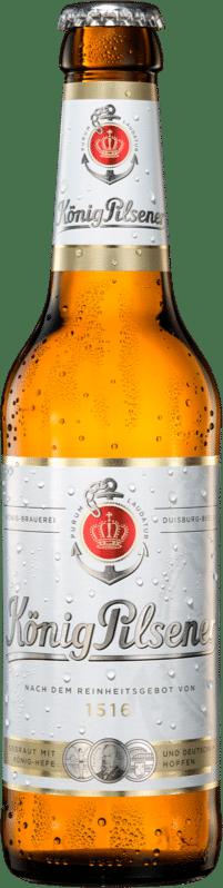 König Pilsener 4,9% Vol. 20 x 50 cl MW Flasche