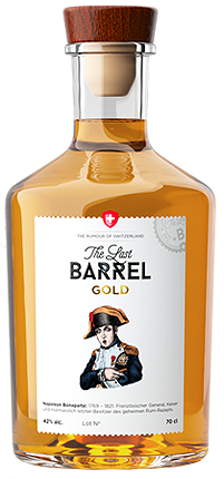 The Last Barrel Gold 42% Vol. 35 cl Schweiz