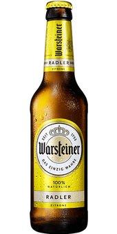 Warsteiner Radler Zitrone 2,5% Vol. 24 x 33 cl EW Flasche